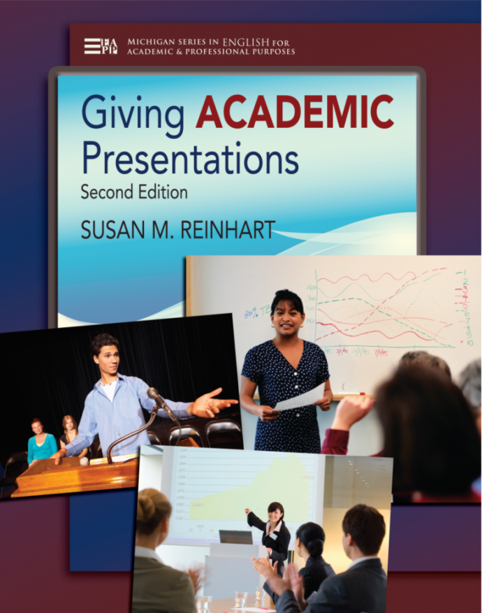 Giving Academic Presentations, 2e
