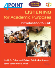 4 Point Listening for Academic Purposes
